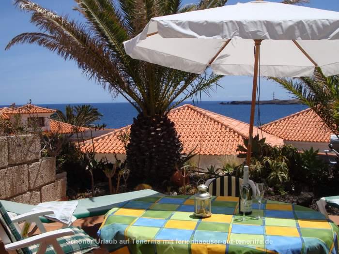 bungalow mit meer vor der haust r im bahia azul in poris de abona. Black Bedroom Furniture Sets. Home Design Ideas