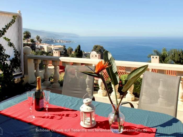 Schöner Ferienbungalow mit Meerblick im Hotel La Quinta