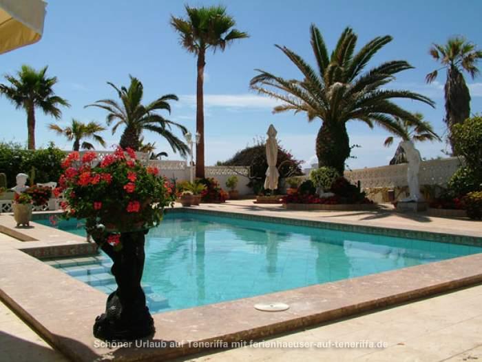 Ferienhaus Teneriffa Mit Pool , Ferienwohnung In Privathaus Mit Terrasse Und Grill In Poris De Abona