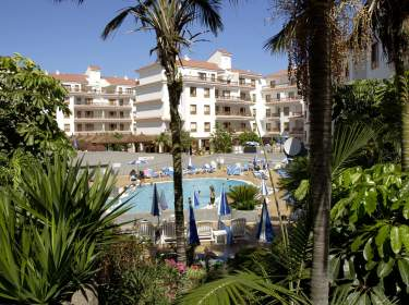 "Apartments in der Anlage ""Casablanca"" mit Poolbereich in Puerto"