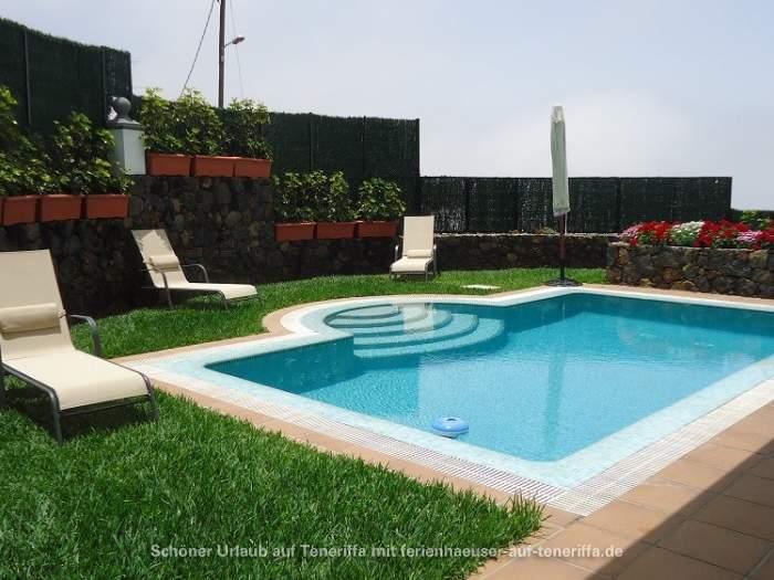 Neues gro es modernes haus mit privatpool und terrasse im for Modernes haus terrasse