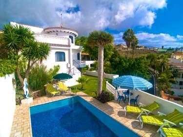 Teneriffa Luxusvilla Villa Mit Privatpool