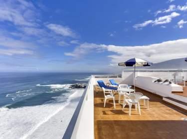 Penthouse im Hotel Maritim auf Teneriffa