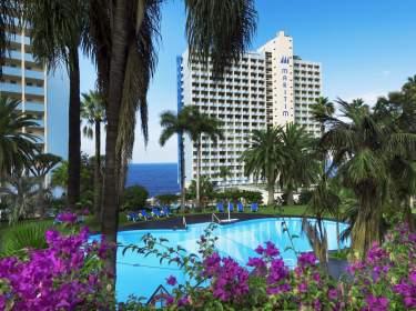 Hotel Maritim - Puerto de la Cruz - Teneriffa