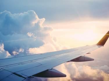 Ansteckungsgefahr im Flugzeug
