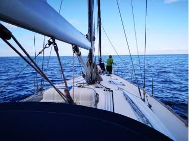 Skippertraining Teneriffa