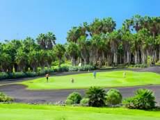 Golf del Sur Grünanlage