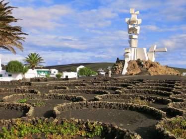 Lanzarote Landwirtschaft
