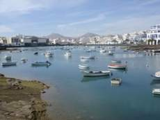 Hafen Arrecife Lanzarote
