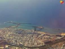 Arrecife Lazarote Luftaufnahme