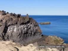 Charco del Palo Lanzarote Bucht