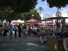Haría Lanzarote Markt