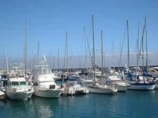 Hafen Puerto Calero Lanzarote