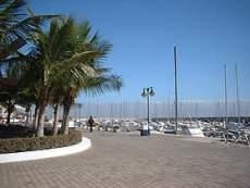 Promenade Puerto Calero Lanzarote