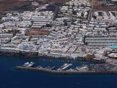Luftaufnahme Puerto del Carmen Lanzarote