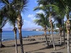 Strand Puerto del Carmen Lanzarote