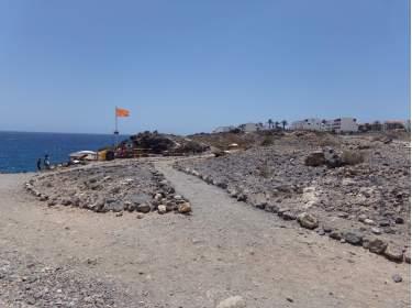 Costa del Silencio Küstenwege