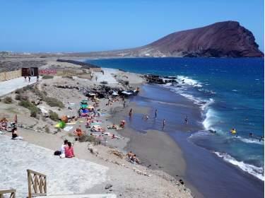 El Médano Playa Tejita