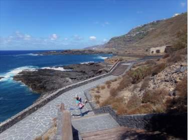Costa el Sauzal Wanderwege