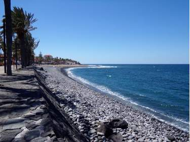 Playa de las Américas Küste
