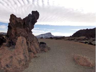 Teide Nationalpark Caldera