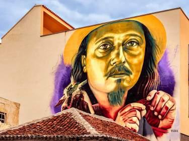 Streetart Puerto de la Cruz