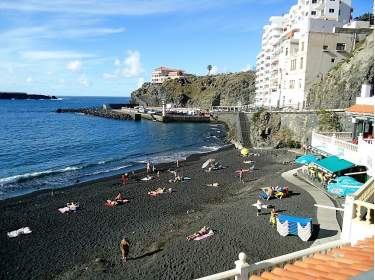 Playa San Marcos Teneriffa